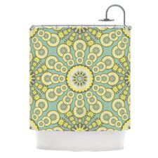 Equinox Polyester Shower Curtain