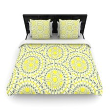 Sprouting Cells Duvet Cover