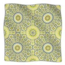 Multifaceted Microfiber Fleece Throw Blanket