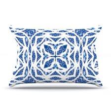 Blue Explosion Pillow Case