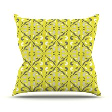 Seedtime Throw Pillow