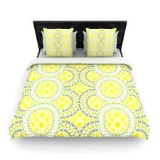 Blossoming Buds Duvet Cover