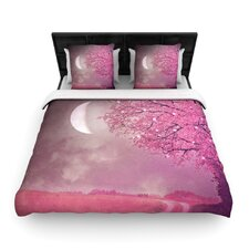 Song of The Springbird Duvet Cover