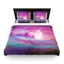 Everything at Once Duvet Cover