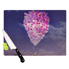 Never Stop Exploring IV Cutting Board