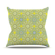 Budtime Throw Pillow