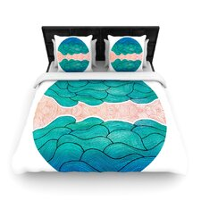 Ocean Flow Duvet Cover