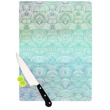 Clouds In The Sky Cutting Board