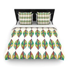 Tribal Leaves Duvet Cover Collection