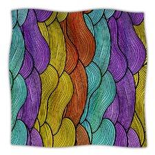 Textiles 2 Microfiber Fleece Throw Blanket