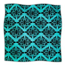Eye Symmetry Pattern Microfiber Fleece Throw Blanket