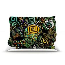 Multicolor Life Pillow Case
