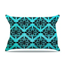 Eye Symmetry Pattern Pillow Case
