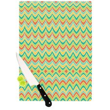 Bright and Bold Cutting Board