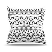 Tambourine Throw Pillow
