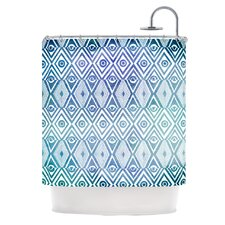 Tribal Empire Polyester Shower Curtain