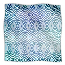 Tribal Empire Microfiber Fleece Throw Blanket