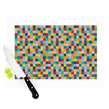 Colour Blocks Cutting Board