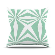 Starburst Throw Pillow