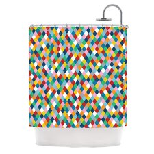Harlequin Polyester Shower Curtain
