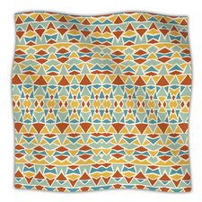 Tribal Imagination Microfiber Fleece Throw Blanket
