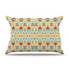 Tribal Imagination Pillow Case