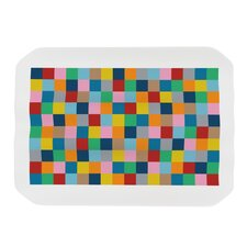 Colour Blocks Zoom Placemat