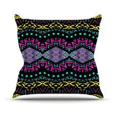 Tribal Dominance Throw Pillow