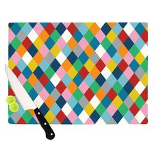 Harlequin Zoom Cutting Board