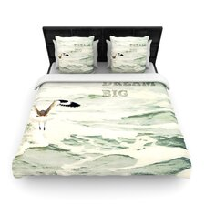 Dream Big Duvet Cover