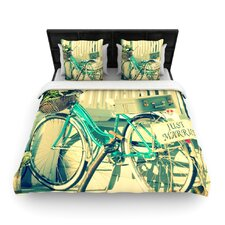 Just Married Duvet Cover Collection