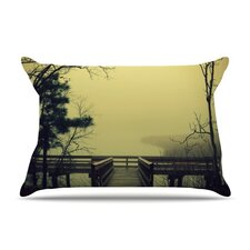 Fog on The River Pillow Case