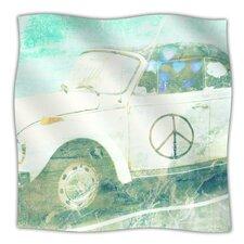 Love Bug Microfiber Fleece Throw Blanket