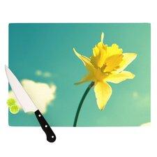 Daffodil Cutting Board