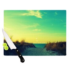 Walk With Love Cutting Board