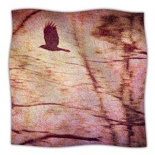 Midnight Dreary Microfiber Fleece Throw Blanket