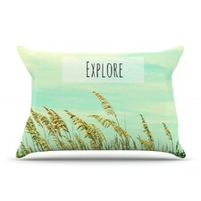 Explore Pillow Case