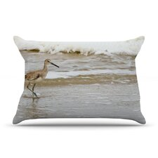 Counting The Waves Pillow Case