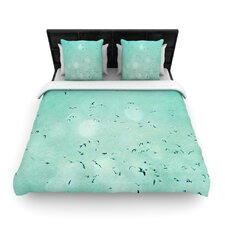 Down By The Sea Duvet Cover