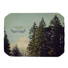 Happy Trails Placemat