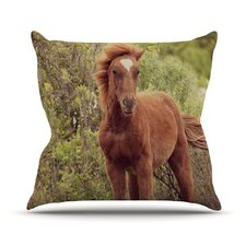 Confuscous Throw Pillow