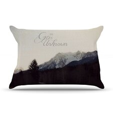 Go into The Unknown Pillow Case