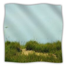 Hand in Hand Microfiber Fleece Throw Blanket