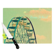Ferris Wheel Cutting Board