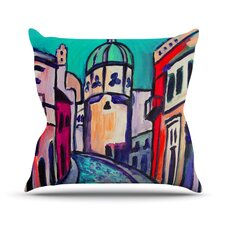 Procida Throw Pillow