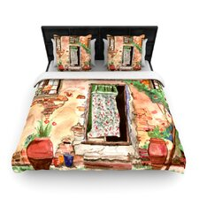 Tuscan Door Duvet Cover Collection