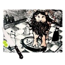 King Leo Cutting Board