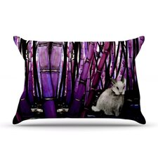 Bamboo Bunny Pillow Case