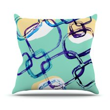 Sixties Exposure Throw Pillow
