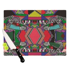 African Motif Cutting Board